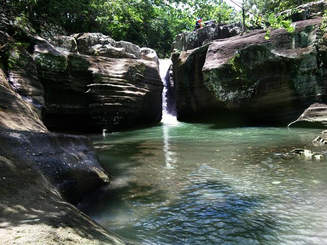 green canyon jogja, wisata alternatif jogja, air terjun jogja