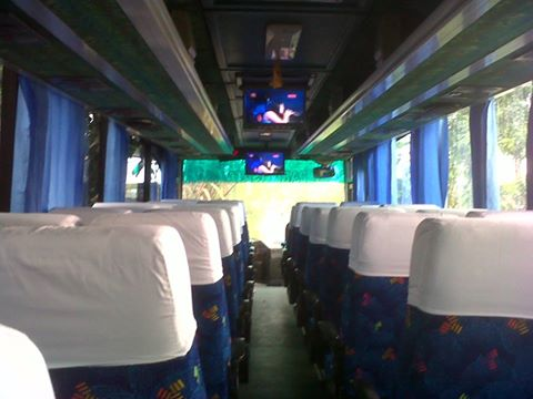 interior sewa bus jogja